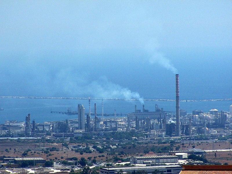 Zona industriale SR