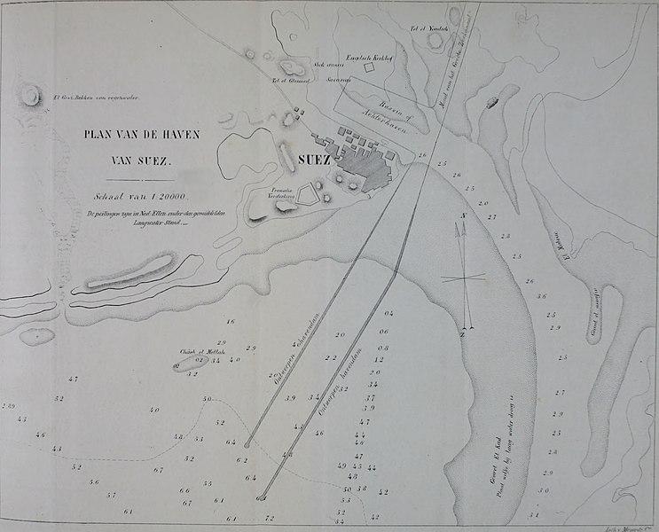 File:Reizen naar de landengte van Suez, Egypte, het
