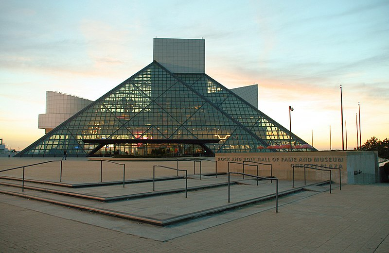 File:Rock-and-roll-hall-of-fame-sunset.jpg
