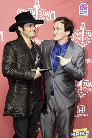 Quentin Tarantino, Robert Rodriguez and true love (1/2)