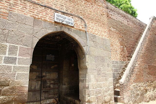 Narayan Darwaja at Shaniwar Wada