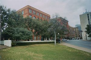 English: Texas School Book Depository, Dallas