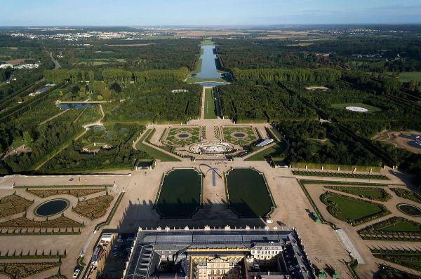Image result for Gardens of Versailles, Versailles, France