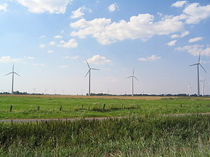 Wind power is one of the most environmentally ...