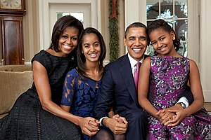 Barack Obama family portrait 2011.jpg