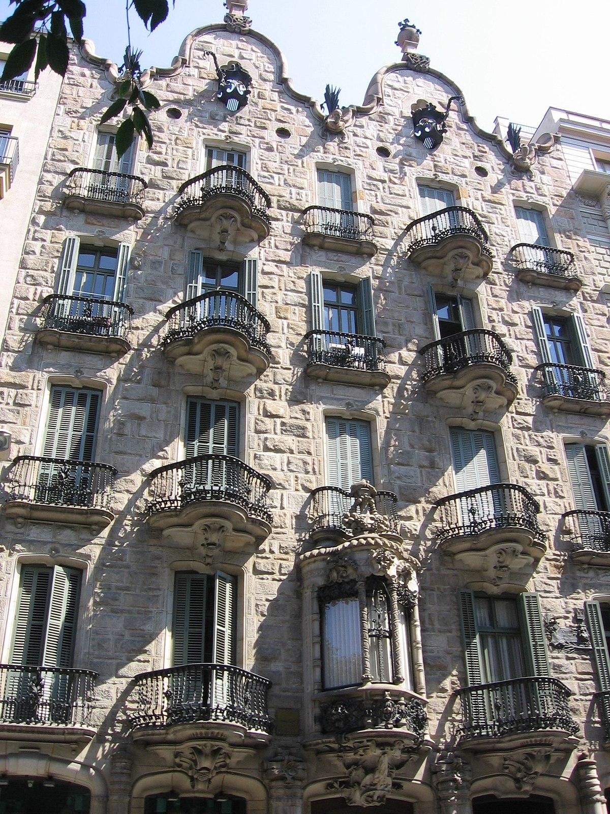 Casa Calvet  Wikipdia a enciclopdia livre