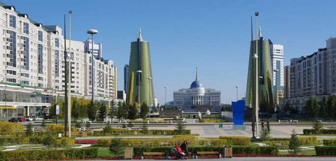 Central Downtown Astana 3
