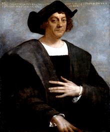 Kristoforus Kolumbus  Wikipedia bahasa Indonesia