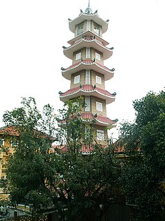 Xa Loi Pagoda- The First Pagoda of Ho Chi Minh City