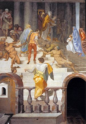 Daniele da Volterra - The Presentation of the ...