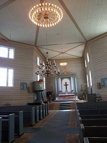 Flekkefjord Church  Wikipedia the free encyclopedia