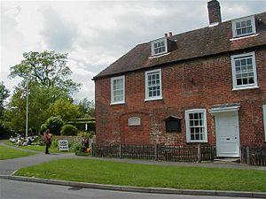 House of Jane Austen, Chawton, Hampshire
