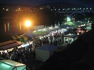 Lent Festival, Maribor, Slovenia