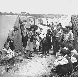 English: Maabara, 1950
