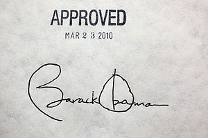 Affordable Care Act Obamacare