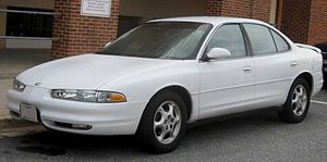 Oldsmobile Intrigue photographed in College Pa...
