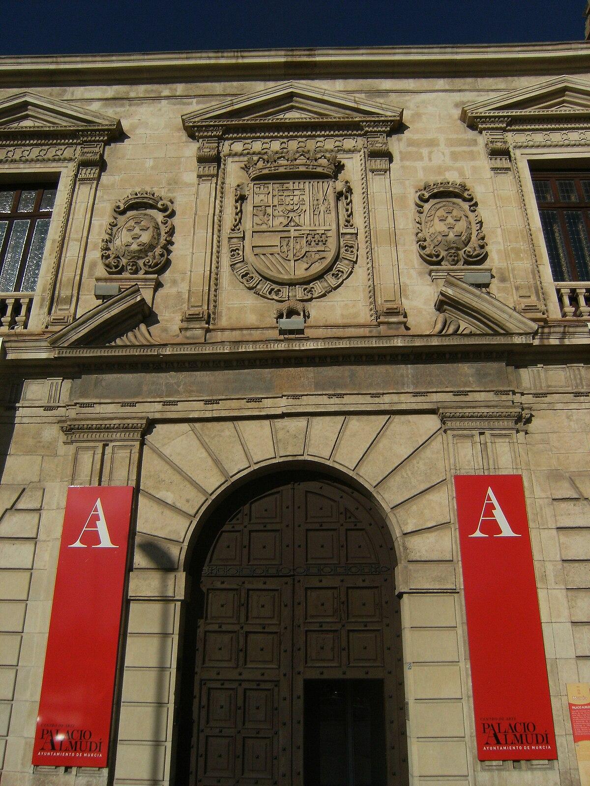 Palacio del Almud  Wikipedia la enciclopedia libre