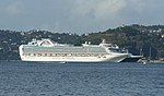 Ruby Princess in porto in Grenada.jpg