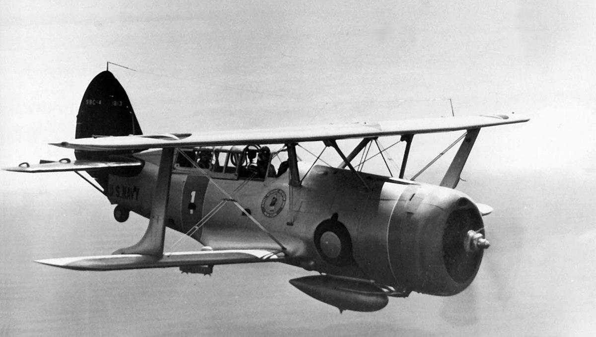 Curtiss SBC Helldiver — Wikipédia