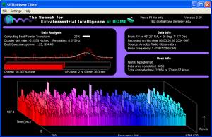 SETI@home under classic client (version 3.08)