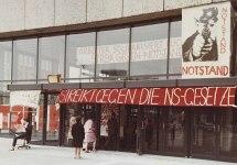 German Student Movement 1968
