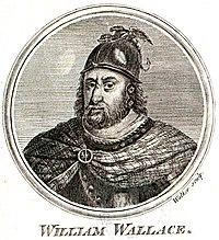 William Wallace de Escocia.