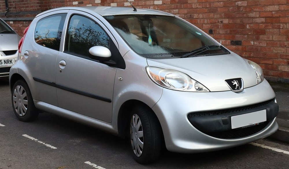 medium resolution of peugeot 107 wikipedia peugeot 607