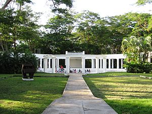 San Pedro Alejandrino, death place of Simón Bo...