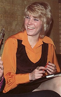 Anne Murray in the 1970s