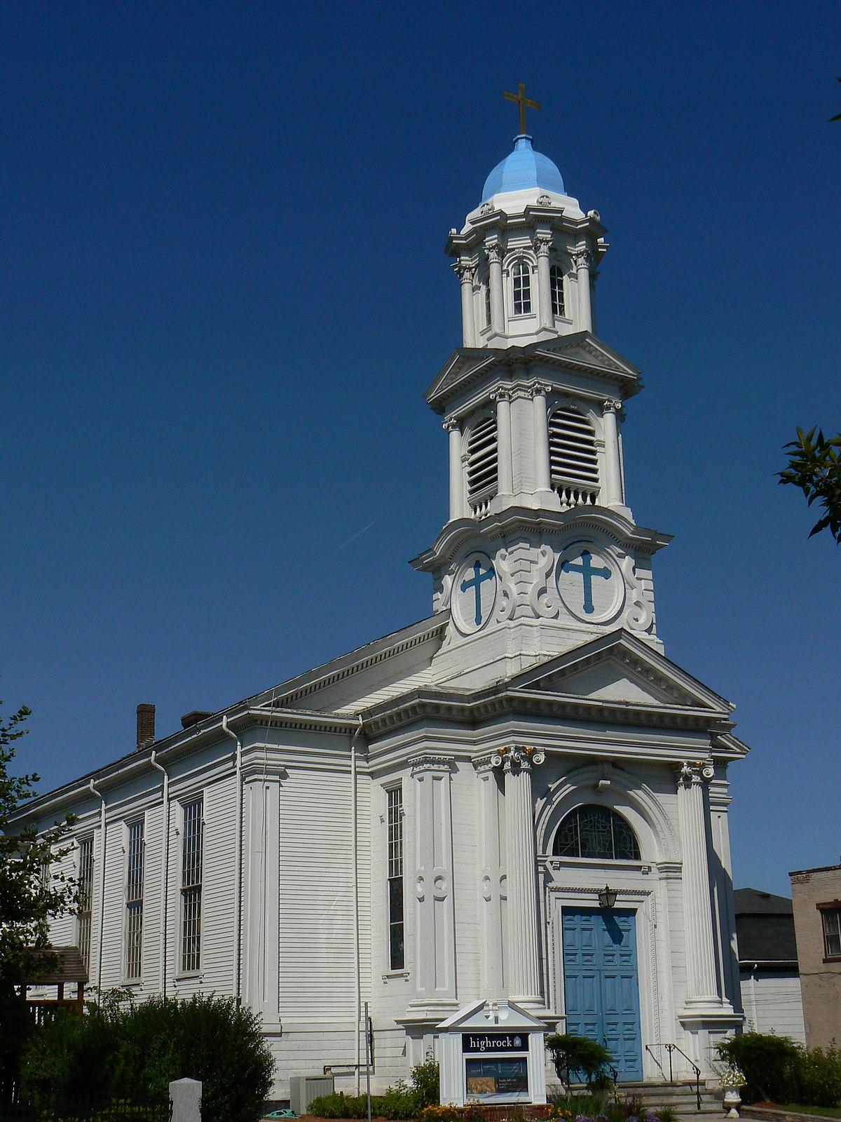 Highrock Church Wikipedia
