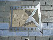 Avenue of Stars John Woo.jpg
