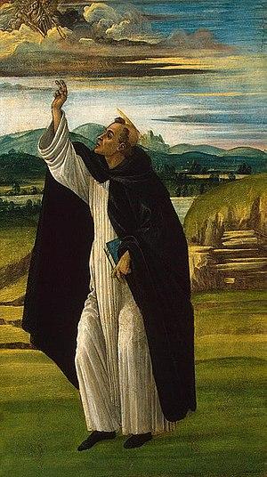 English: St. Dominic