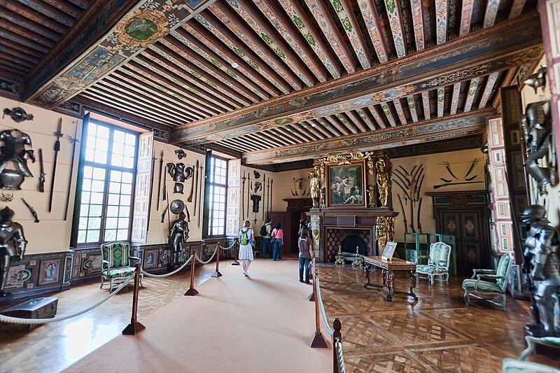 Cheverny-Chateau-SalleDArmes