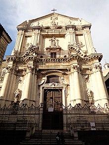 Chiesa di San Benedetto Catania  Wikipedia