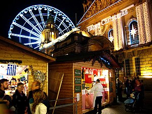 English: Christmas Market in Belfast [2] Anoth...