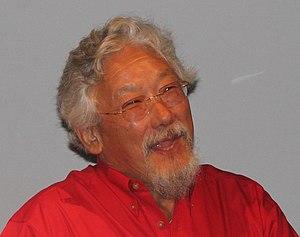 David Suzuki, Canadian environmental activist