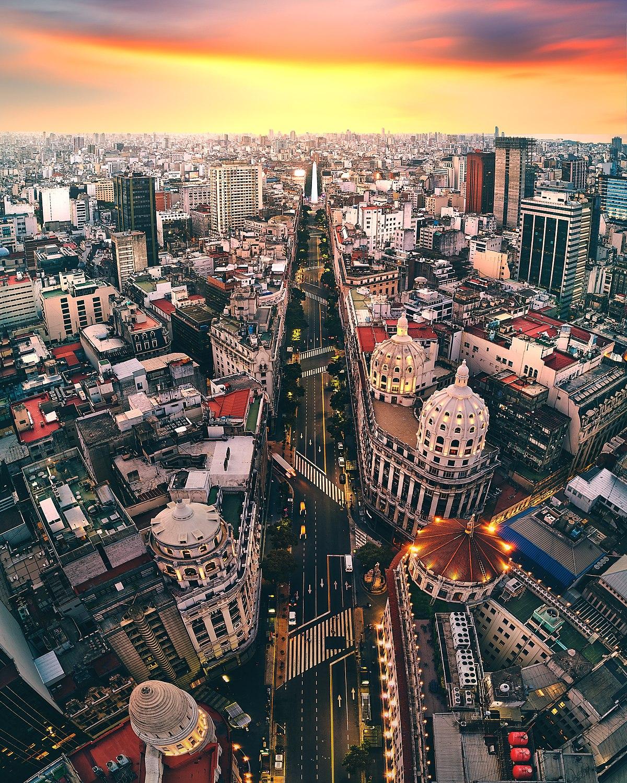 Avenida Roque Senz Pea  Wikipedia la enciclopedia libre