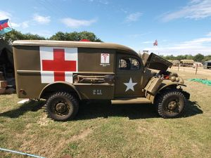 Dodge WC54 Field Ambulance (1943) (owner Glen Rummery) pic2
