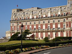 Htel du Palais  Wikipedia la enciclopedia libre