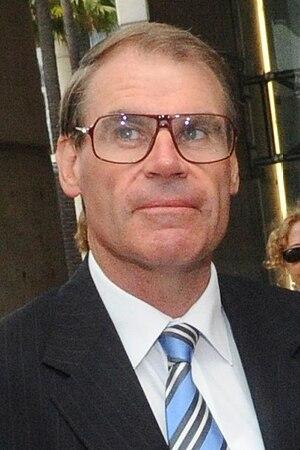 Australian Defence Minister John Faulkner