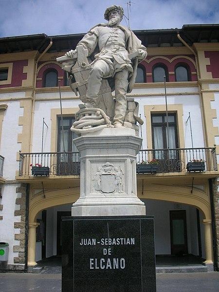 Archivo:Juan Sebastián Elcano (R. Bellver) Guetaria 01.jpg