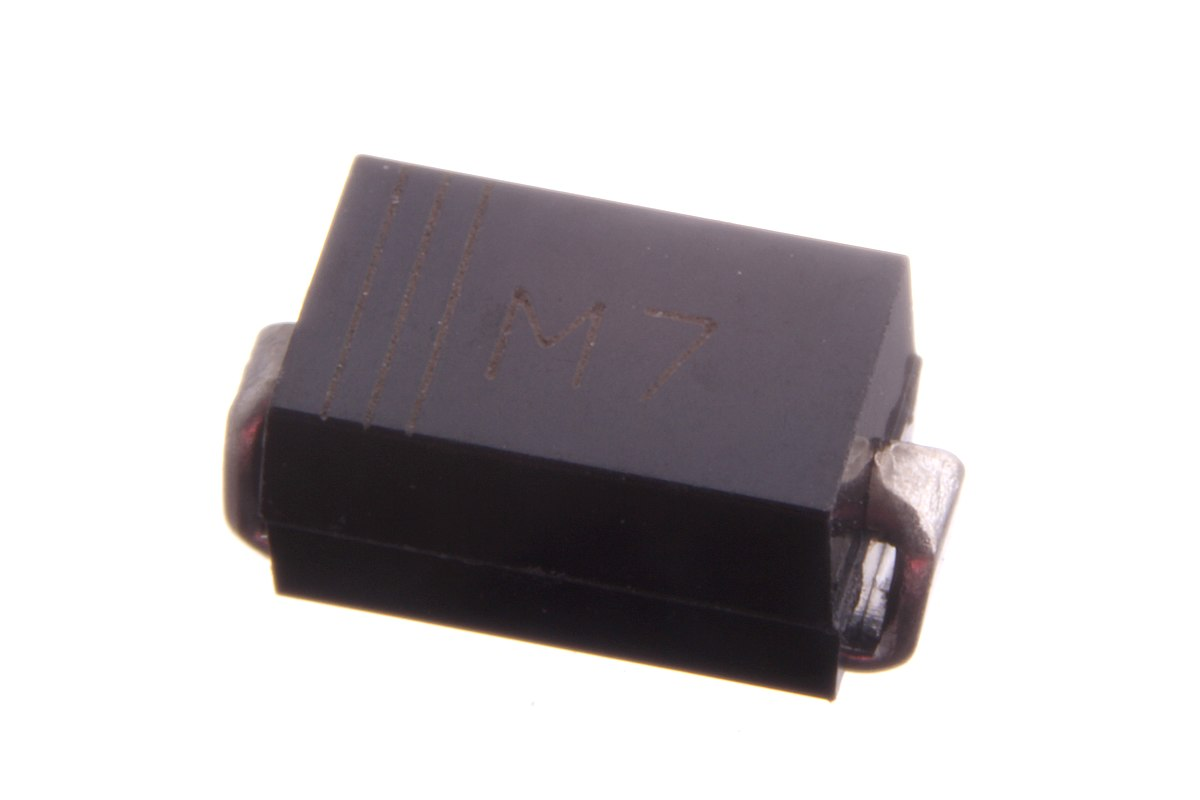 hight resolution of msd diode