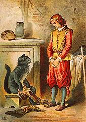 Le Maître Chat Ou Le Chat Botté : maître, botté, Maître, Botté, Wikipédia