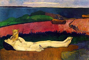 Paul Gauguin, The Loss of Virginity
