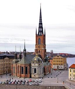 Rhkyrkan fr staden