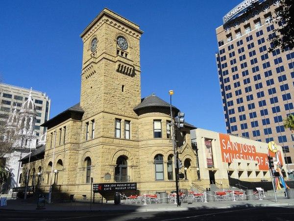 File San Jose Museum Of Art - Ca Wikipedia