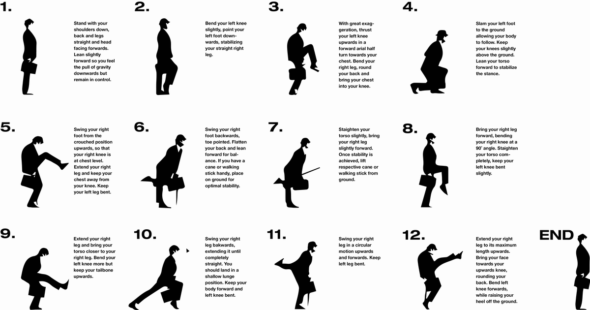 The Ministry of Silly Walks — Wikipédia