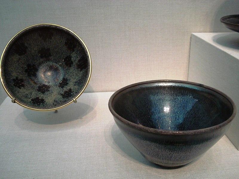 File:Stoneware tea bowls, Song Dynasty.jpg