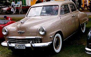 Studebaker 4-Door Sedan