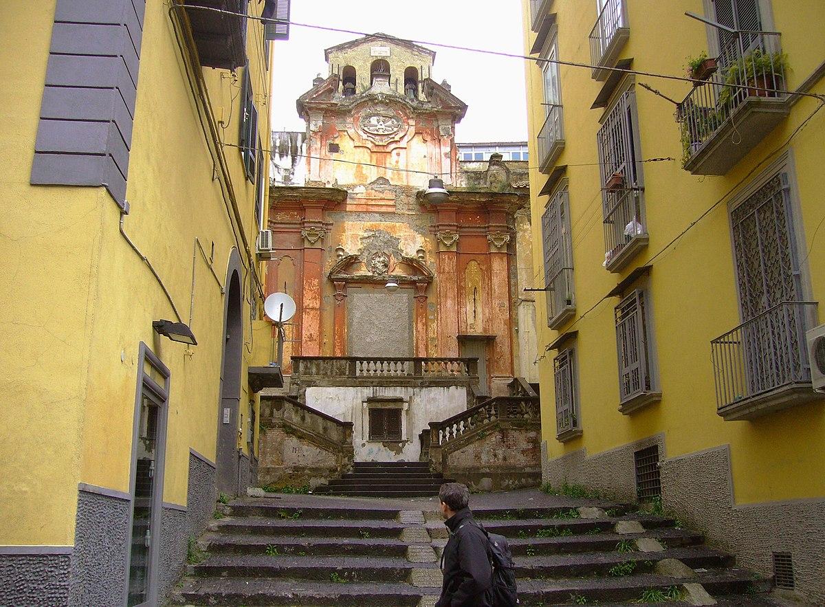 Chiesa della Santissima Trinit alla Cesarea  Wikipedia